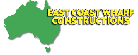 East Coast Wharf Constructions – Jetty & Wharf Builders